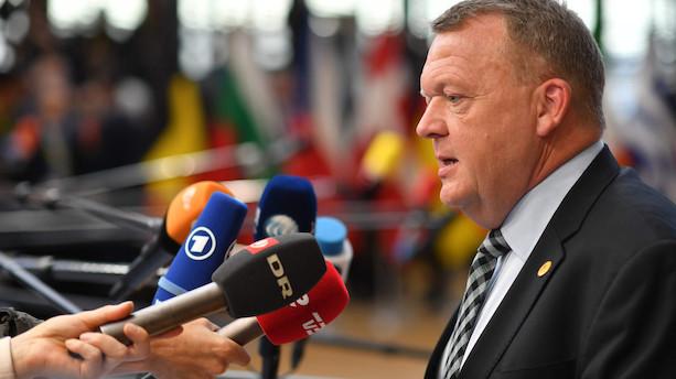 Løkke efter Trump-kritik: Danmark leverer i Nato