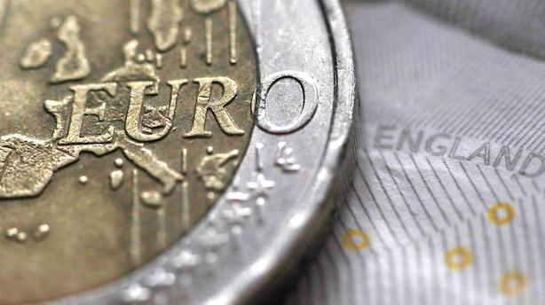 Valuta: Euro-begejstring og dollar-svækkelse er overordnet tema