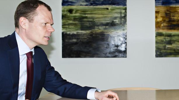 London-fond henter Nordeas tidligere corporate finance-chef som rådgiver