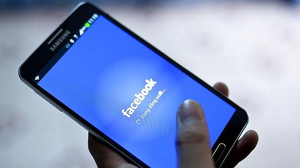 Facebook med solidt første kvartal trods milliardhug