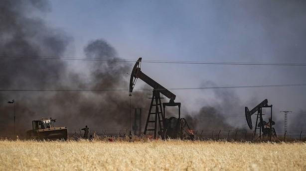 Opec ser effekter af handelskrig: Behovet for olie falder