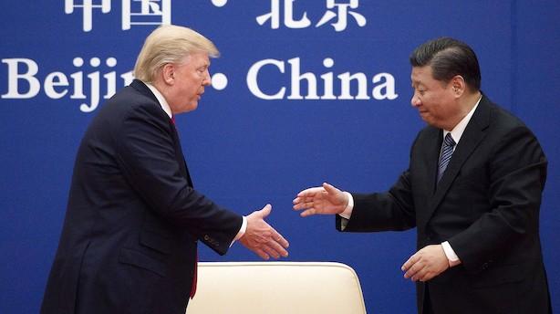 Aktieluk i USA: Trump, Xi og Draghi løftede stemningen - kursfest i chips
