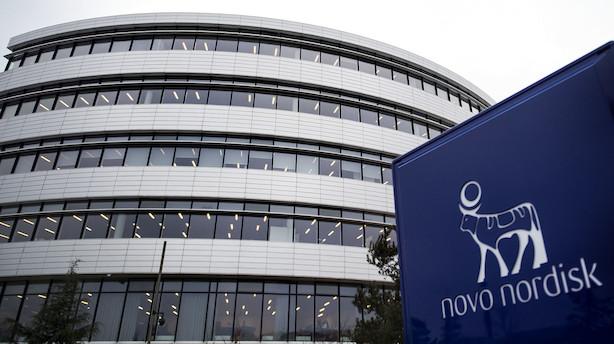 Novo Nordisk i nyt samarbejde: Vil gøre overvågning af blodsukkerniveau lettere