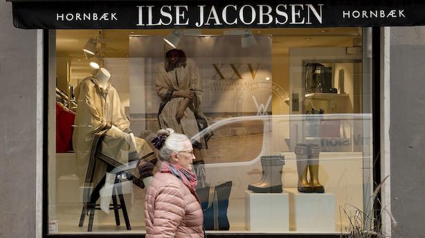 Medie: Ilse Jacobsen har taget ulovlige million-lån