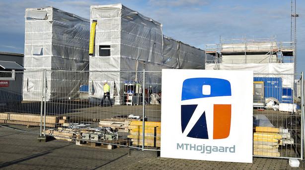 MT Højgaard vil nedlægge 130-140 stillinger