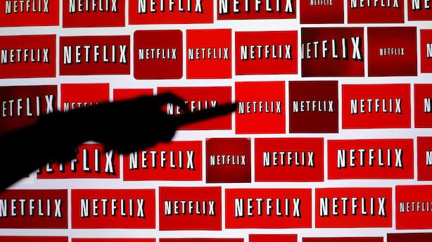 Citigroup advarer om mere konkurrence for Netflix: Anbefaling sænkes