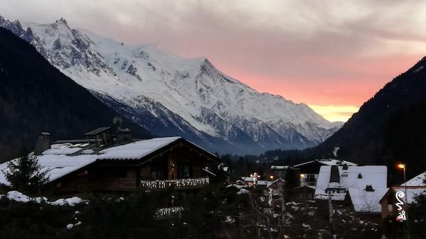 Mont Blancs bedste pister ligger i skyggen af Chamonix