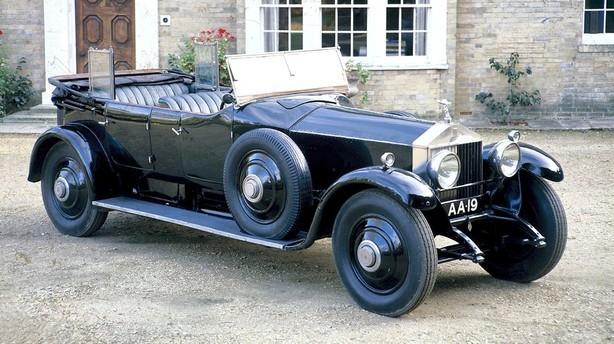 gamle engelske bilmærker