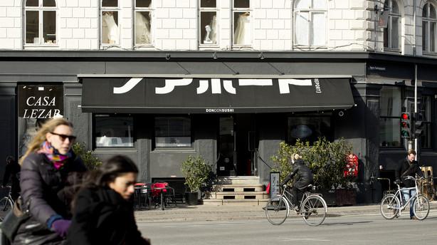 Jysk-arving dropper Sushi-satsning