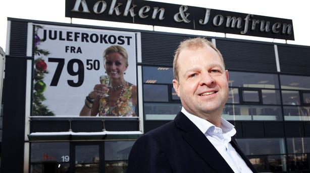 Storslået Turnaround redder Kokken & Jomfruen QB68
