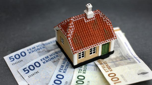 DLR Kredit lander overskud på over 600 millioner