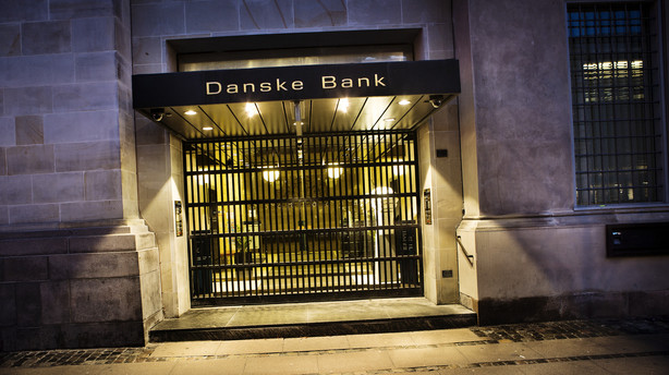 Aktier: Danske Bank og Pandora skinnede på sur dag