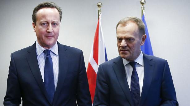 Britiske EU-forhandlinger er i vanskeligheder