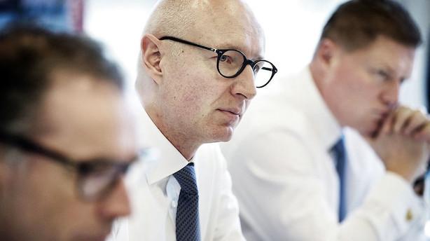 Aktier: Novo og Mærsk sendte dansk marked i rødt