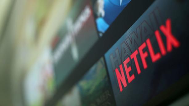 Netflix til vejrs i eftermarkedet på stærkt kvartalsregnskab