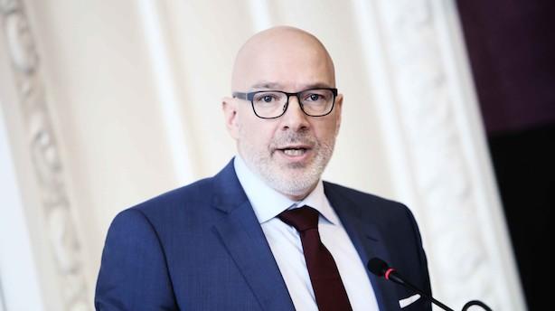 Danske Bank bliver sigtet for overtrædelse af hvidvaskloven