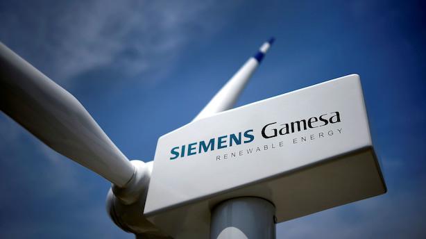 Vestas-konkurrenten Siemens Gamesa vinder stor  mølleordre på 249 megawatt i Mexico
