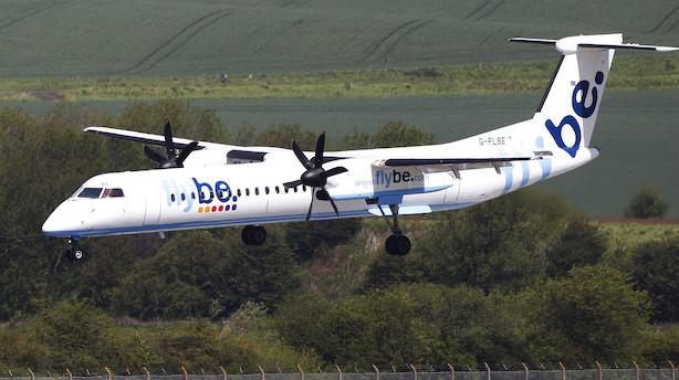 Markedet skød klart forbi: Britisk luftfartsselskab sælges for en slik