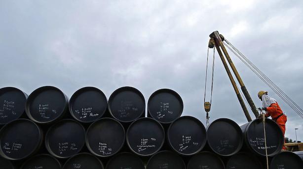 Råvarer: Oliepriserne siver stadig på udsigt til produktionsløft