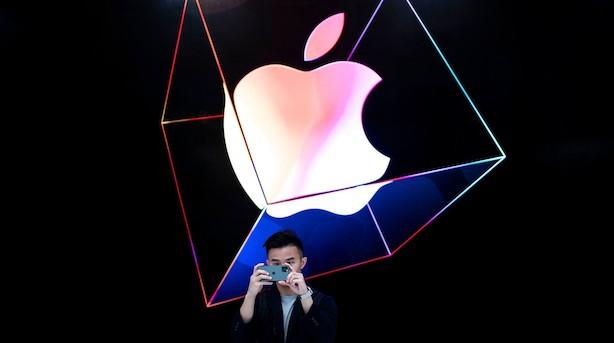 Apple vil forsvare kryptering af morddømts iPhone