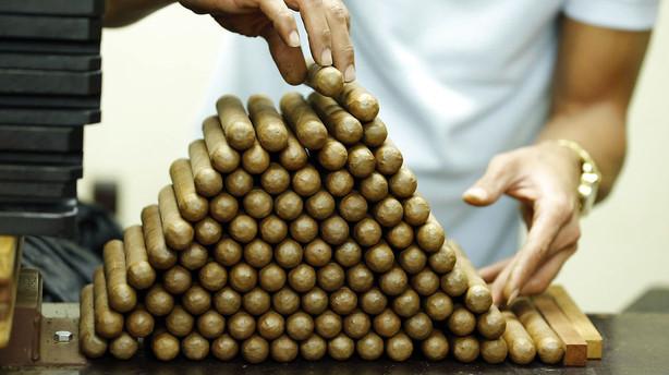 Alle danskere kan blive tobaksejere - ATP holder øje med Scandinavian Tobacco