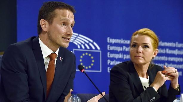 Kristian Jensen godt tilfreds efter smykkedebat i EU