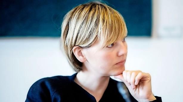 Rød blok: Helt rigtigt at fyre Eva Kjer Hansen