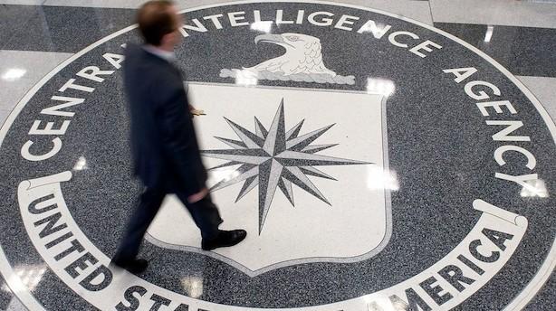 CIA raser mod WikiLeaks for at sætte amerikanere i fare