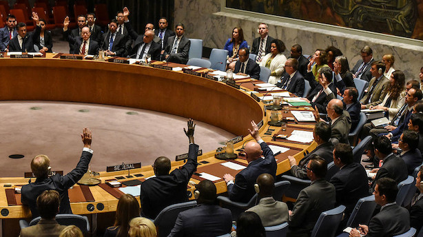 FN's Sikkerhedsråd kræver øjeblikkelig handling i Myanmar
