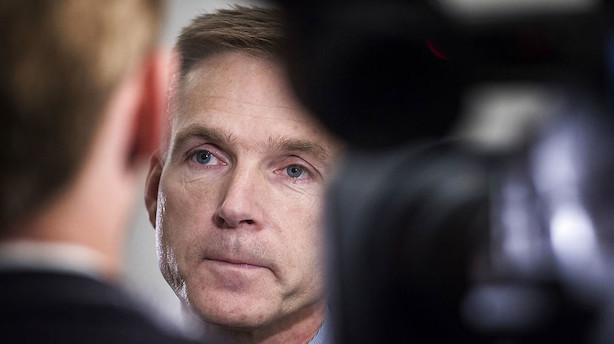 Det skriver medierne: Thulesen Dahl vil afspore planer for aktiekonto