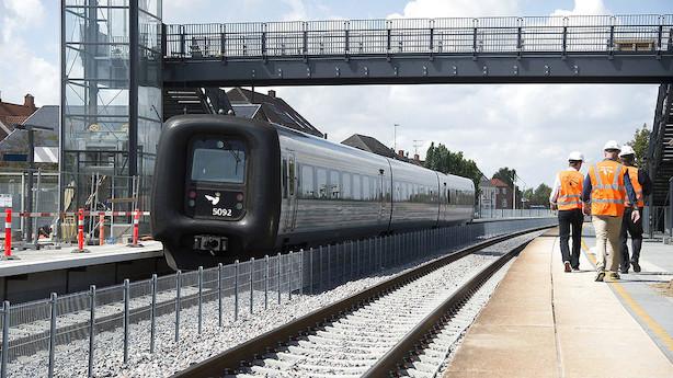 Ny forsinkelse truer milliarddyrt togprojekt