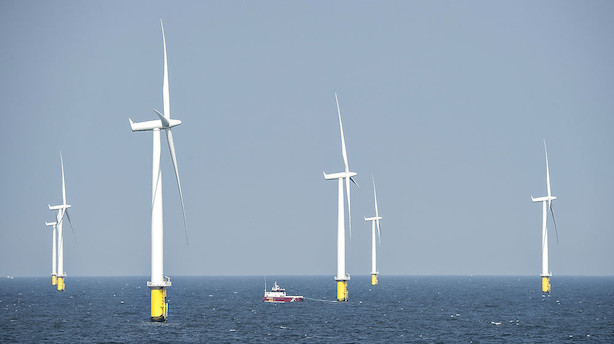 Ørsteds overskud vokser markant med nye vindmølleparker i drift