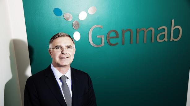 Fejlslagent forsøg koster Genmab-aktionærerne 14 mia. kr.