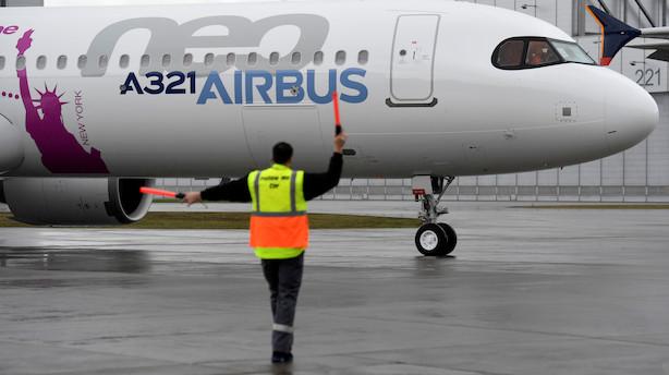 Flyproducent advarer: Uden EU-aftale forlader vi Storbritannien med 14.000 medarbejdere