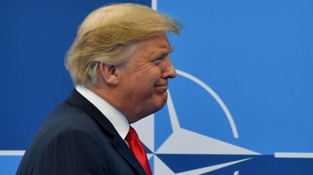 Trumps nye tariffer sender olieprisen ned