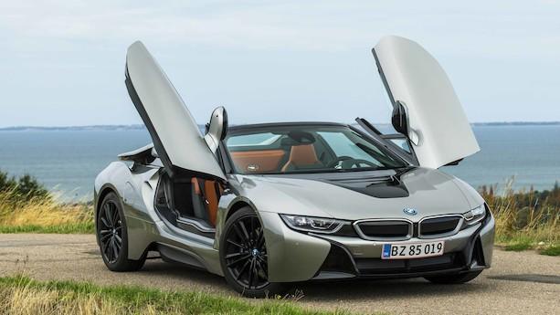 Åben BMW er på alle måder ekstrem