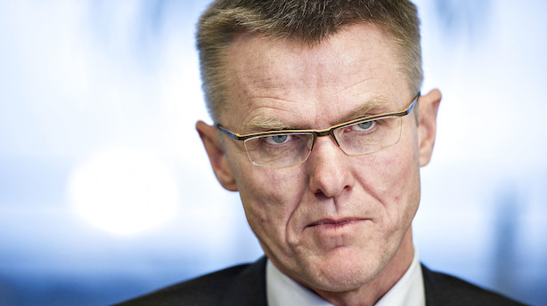 """Spar Nord-boss om opkøbsplaner: """"Det er et kulturelt godt match"""""""