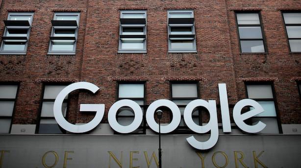 Fransk datatilsyn giver stor bøde til Google