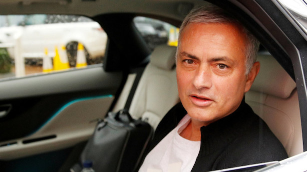 Mourinho accepterer straf i sag om skattesvindel