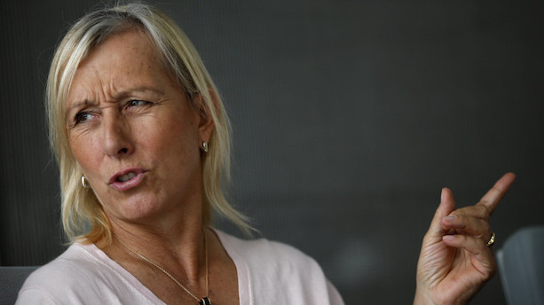 Tennislegende ser transkønnede sportsudøvere som snydere