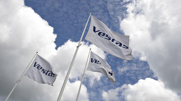 Vestas: Får ordre på 96 MW i Mexico
