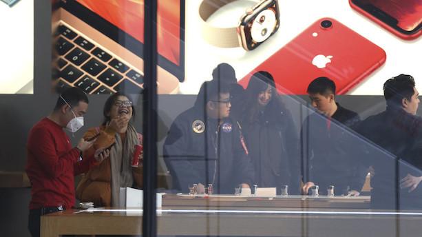 Økonom: Skuffelse i kinesisk vækst kan ryste finansielle markeder