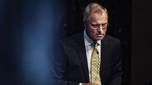 Tidligere formand for Finanstilsynet sigtet i Danske Banks hvidvasksag