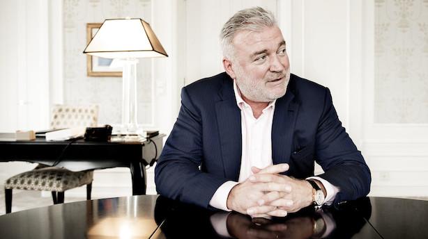 Lars Seier køber kendt café: Skal ombygges i tråd med ungdomsminder