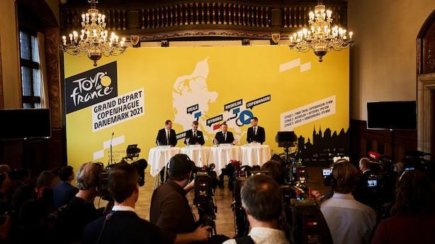 Fagforening bliver landesponsor når Tour de France ræser gennem Danmark