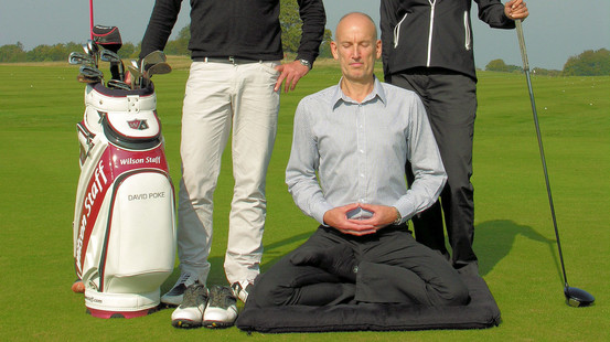 Zen-golf er vejen til lavere handikap