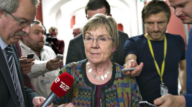 Marianne Jelved ny kulturminister