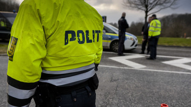Politiet: Vi foretager kun stikprøvekontrol ved grænsen