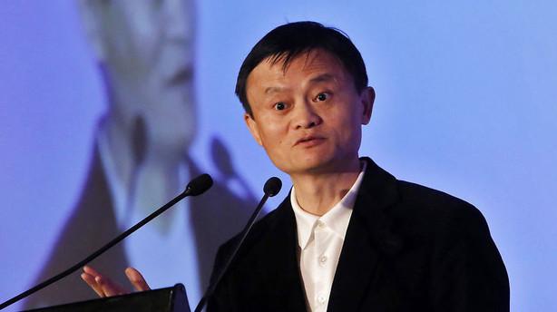 Yahoo vil udskille sin andel af Alibaba
