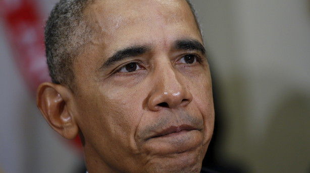 Pr�sident Obama skal ikke m�de revolutionsleder i Cuba